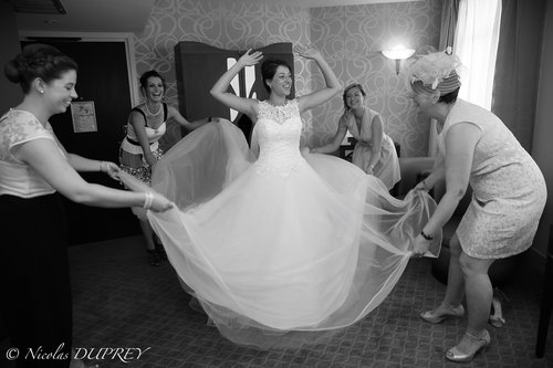 Photographe mariage - NICOLAS & Virginie DUPREY - photo 7