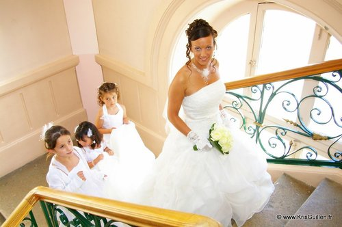 Photographe mariage - Kris Guillen Photographe - photo 13