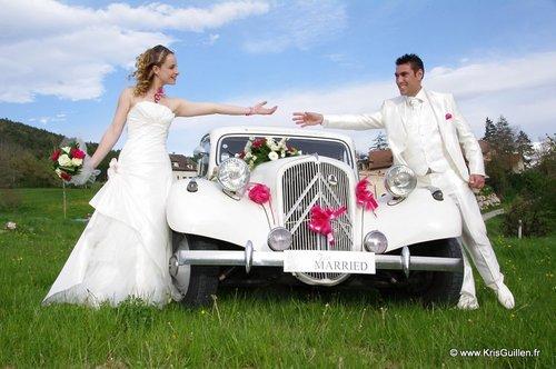 Photographe mariage - Kris Guillen Photographe - photo 14