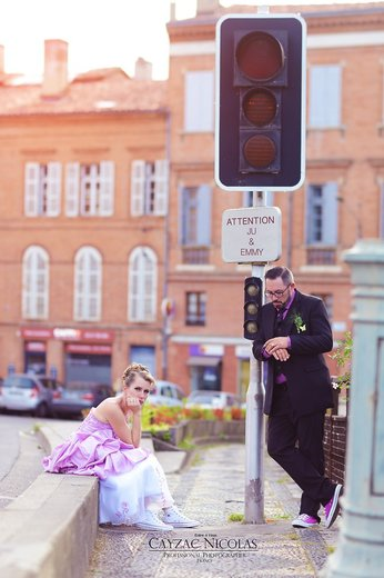 Photographe mariage - CITYMANIA - photo 26