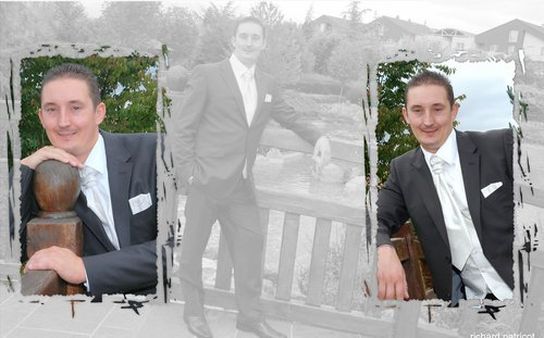 Photographe mariage - RICHARD PATRICOT PHOTOGRAPHE - photo 4