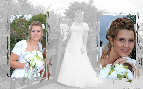 Photographe mariage - RICHARD PATRICOT PHOTOGRAPHE - photo 3