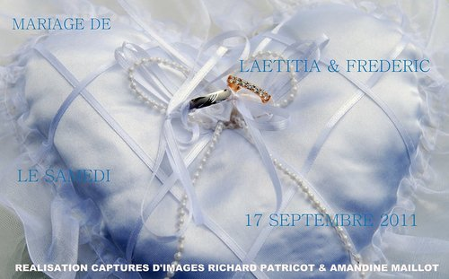 Photographe mariage - RICHARD PATRICOT PHOTOGRAPHE - photo 7