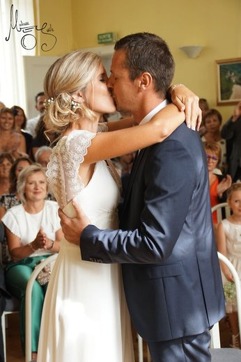 Photographe mariage - Madame Smile Photographie - photo 12