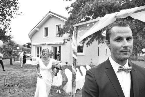 Photographe mariage - Madame Smile Photographie - photo 9