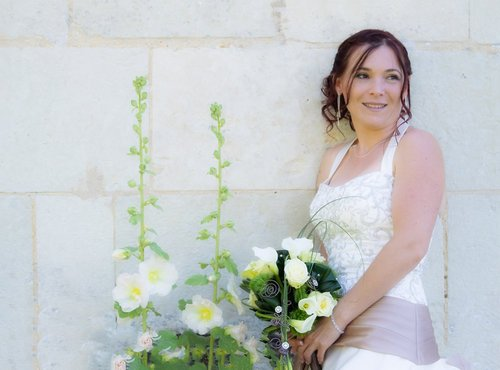 Photographe mariage - sourire au naturel - photo 37