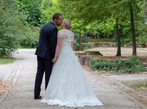 Photographe mariage - sourire au naturel - photo 32