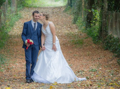 Photographe mariage - sourire au naturel - photo 30