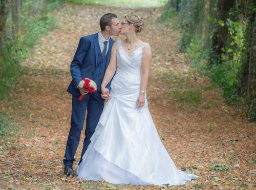 Photographe mariage - sourire au naturel - photo 29