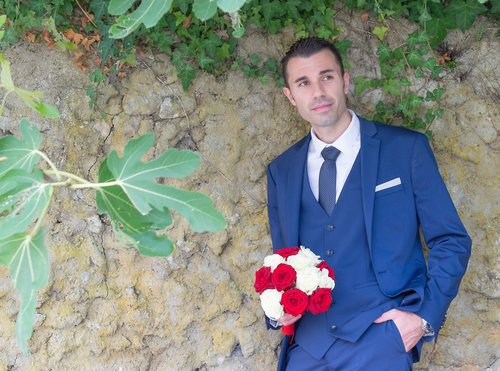 Photographe mariage - sourire au naturel - photo 31
