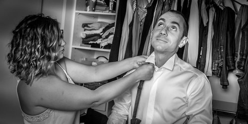 Photographe mariage - sourire au naturel - photo 48