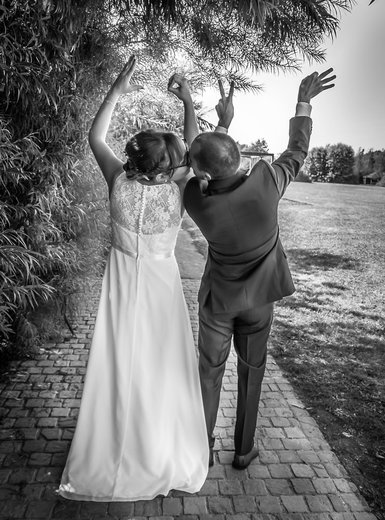 Photographe mariage - sourire au naturel - photo 71