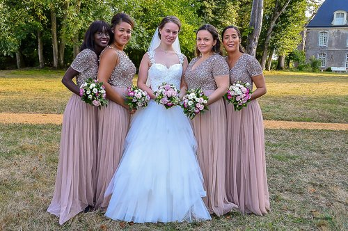 Photographe mariage - sourire au naturel - photo 40