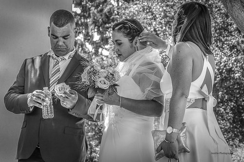 Photographe mariage - sourire au naturel - photo 45
