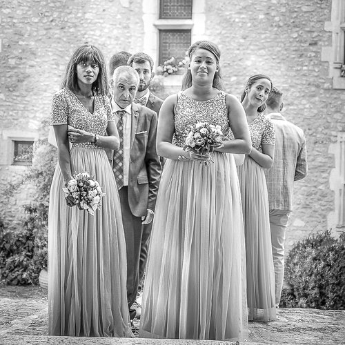Photographe mariage - sourire au naturel - photo 42