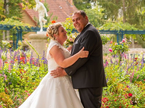 Photographe mariage - sourire au naturel - photo 61
