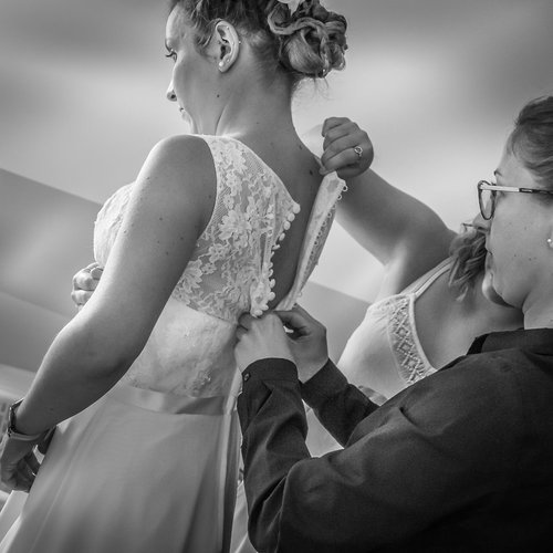 Photographe mariage - sourire au naturel - photo 53