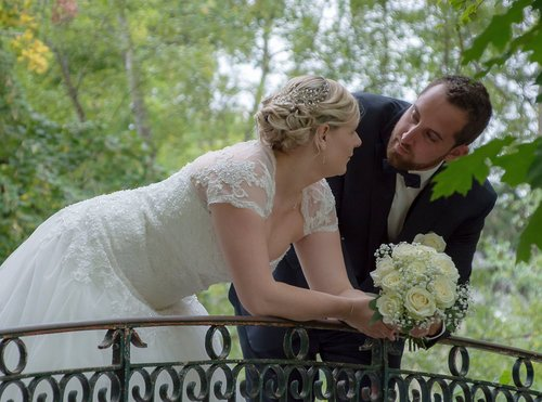 Photographe mariage - sourire au naturel - photo 33