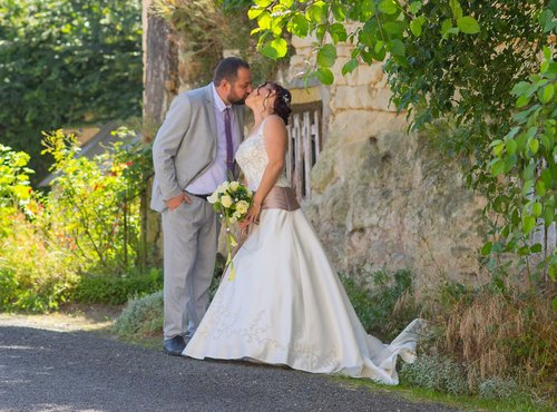 Photographe mariage - sourire au naturel - photo 36