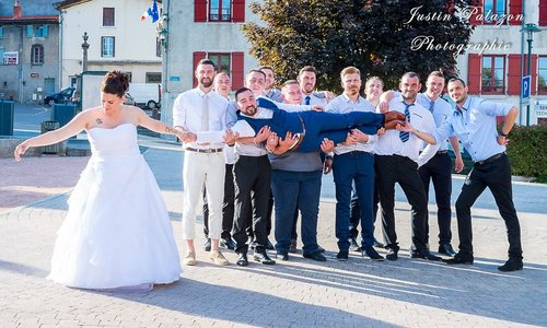 Photographe mariage - Justin Palazon Photographie - photo 164