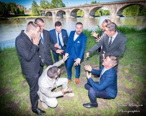 Photographe mariage - Justin Palazon Photographie - photo 157