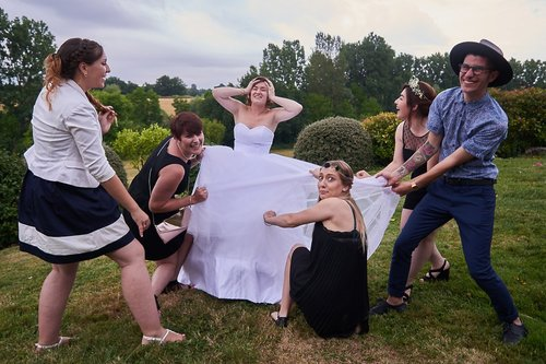 Photographe mariage - Borrego Matthieu - photo 13