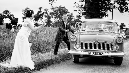 Photographe mariage - rousseau - photo 10