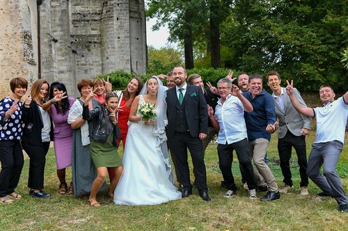 Photographe mariage - L'ATELIER MARTY - photo 94
