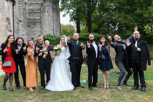 Photographe mariage - L'ATELIER MARTY - photo 96