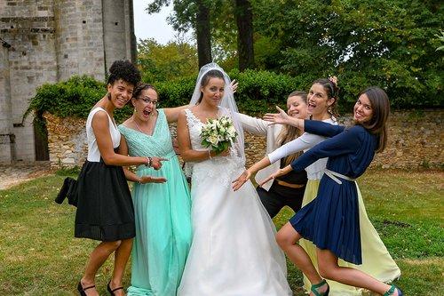 Photographe mariage - L'ATELIER MARTY - photo 88