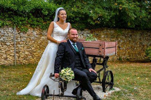 Photographe mariage - L'ATELIER MARTY - photo 40