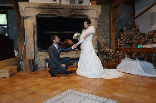 Photographe mariage - AU FIL DU TEMPS - photo 33