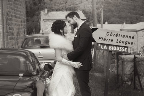 Photographe mariage - AU FIL DU TEMPS - photo 32