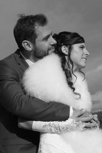 Photographe mariage - AU FIL DU TEMPS - photo 31