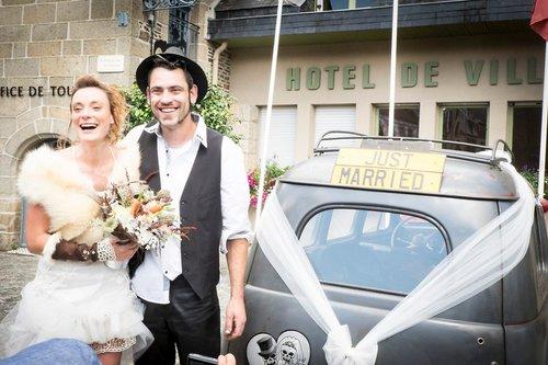 Photographe mariage - Karoll - photo 14