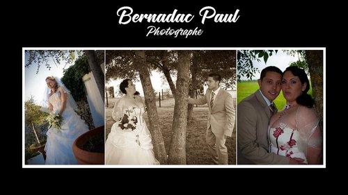 Photographe mariage - BERNADAC paul Photographe - photo 3