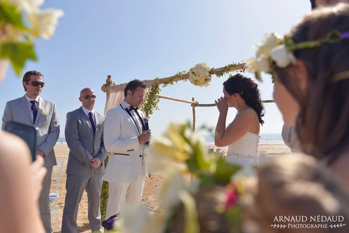 Photographe mariage - Arnaud Nédaud  - photo 36