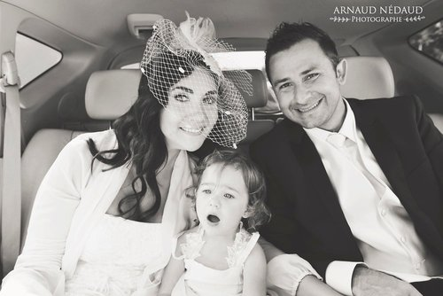 Photographe mariage - Arnaud Nédaud  - photo 11