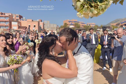 Photographe mariage - Arnaud Nédaud  - photo 40