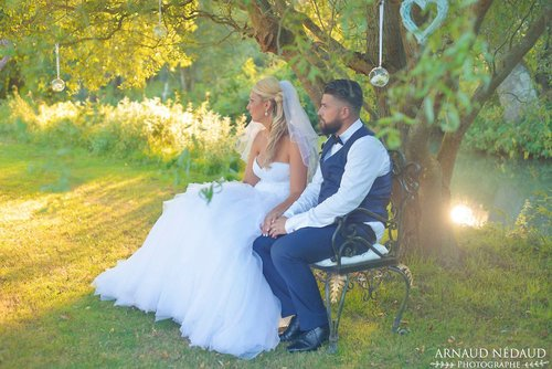 Photographe mariage - Arnaud Nédaud  - photo 123