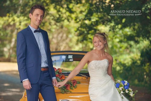 Photographe mariage - Arnaud Nédaud  - photo 146