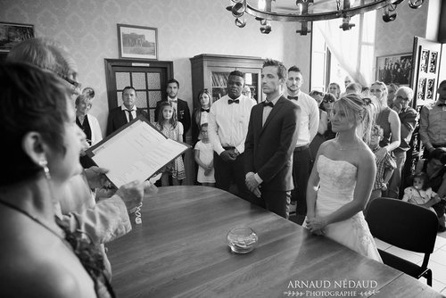 Photographe mariage - Arnaud Nédaud  - photo 150