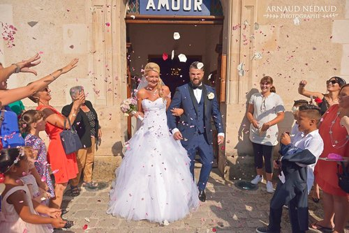 Photographe mariage - Arnaud Nédaud  - photo 116