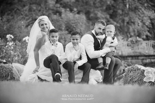 Photographe mariage - Arnaud Nédaud  - photo 129