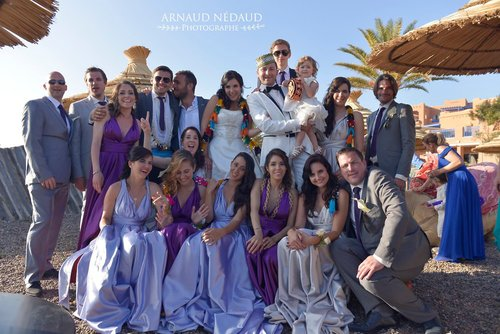 Photographe mariage - Arnaud Nédaud  - photo 47