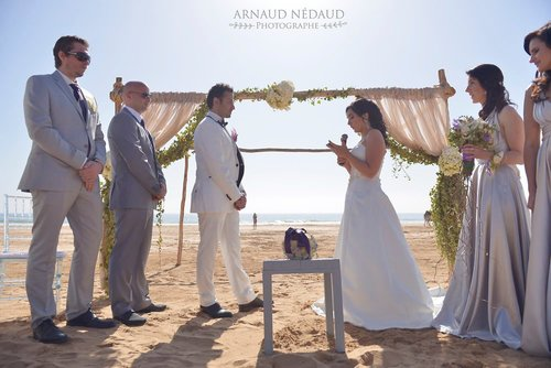Photographe mariage - Arnaud Nédaud  - photo 38
