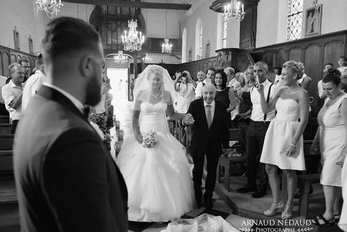 Photographe mariage - Arnaud Nédaud  - photo 113
