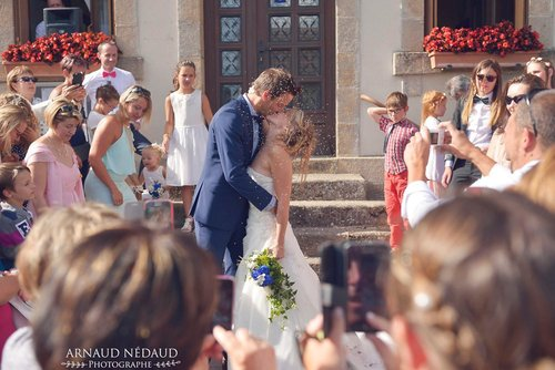 Photographe mariage - Arnaud Nédaud  - photo 154